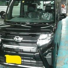 阪南市T様 新車タントカスタム有難うございます。