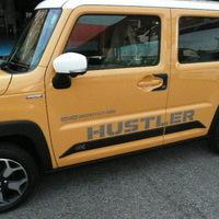 泉南市T様 新車新型ハスラー有難うございますのサムネイル