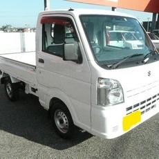 泉南市N様 新車キャリイ4WD ブレーキサポート付き有難うございます。