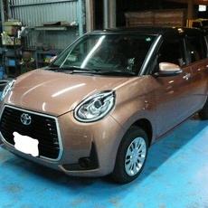 泉南市S様 新車御購入有難うございます。